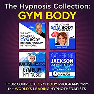The Hypnosis Collection - Gym Body audiobook cover art