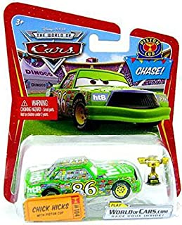 chick hicks piston cup