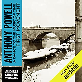 A Dance to the Music of Time: First Movement                   By:                                                                                                                                 Anthony Powell                               Narrated by:                                                                                                                                 Simon Vance                      Length: 21 hrs     222 ratings     Overall 4.1