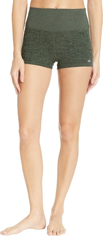 ALO Womens Alosoft Aura Shorts