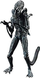 Hiya Toys Aliens: Blue Alien Warrior 1:18 Scale Action Figure, Multicolor
