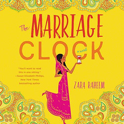 Page de couverture de The Marriage Clock