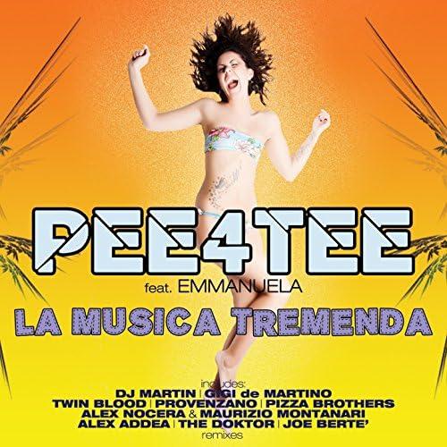 Pee4tee feat. Emmanuela