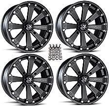 MSA M20 Kore ATV Wheels/Rims Black 16