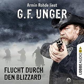 Flucht durch den Blizzard Titelbild