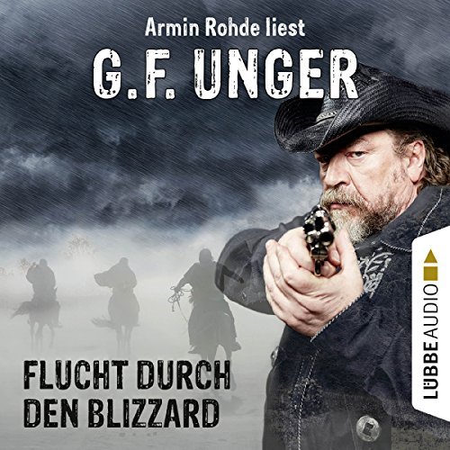 Flucht durch den Blizzard  By  cover art