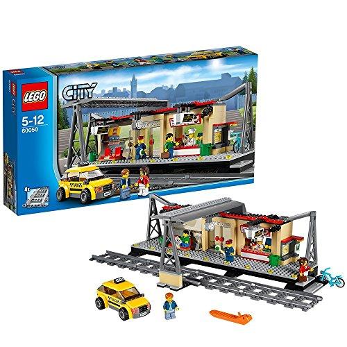 LEGO City 60050 - dworzec