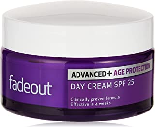 Fade Out Advanced+ Age Protection Whitening Day Cream, 50 ml, Purple