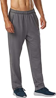 Trail Blazing R-Gear Men/'s Athletic Track Pants with Zipper Legs and Pockets