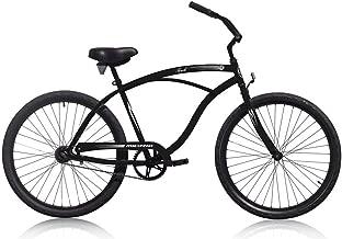 Micargi Bicycles Beach Cruiser in Black