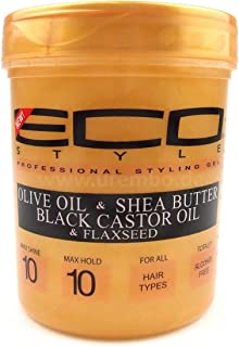 eco styler gold gel shea butter