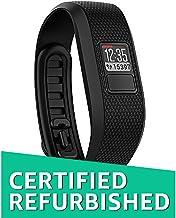 Garmin vivofit 3 Activity Tracker, Regular fit - Black (Renewed)
