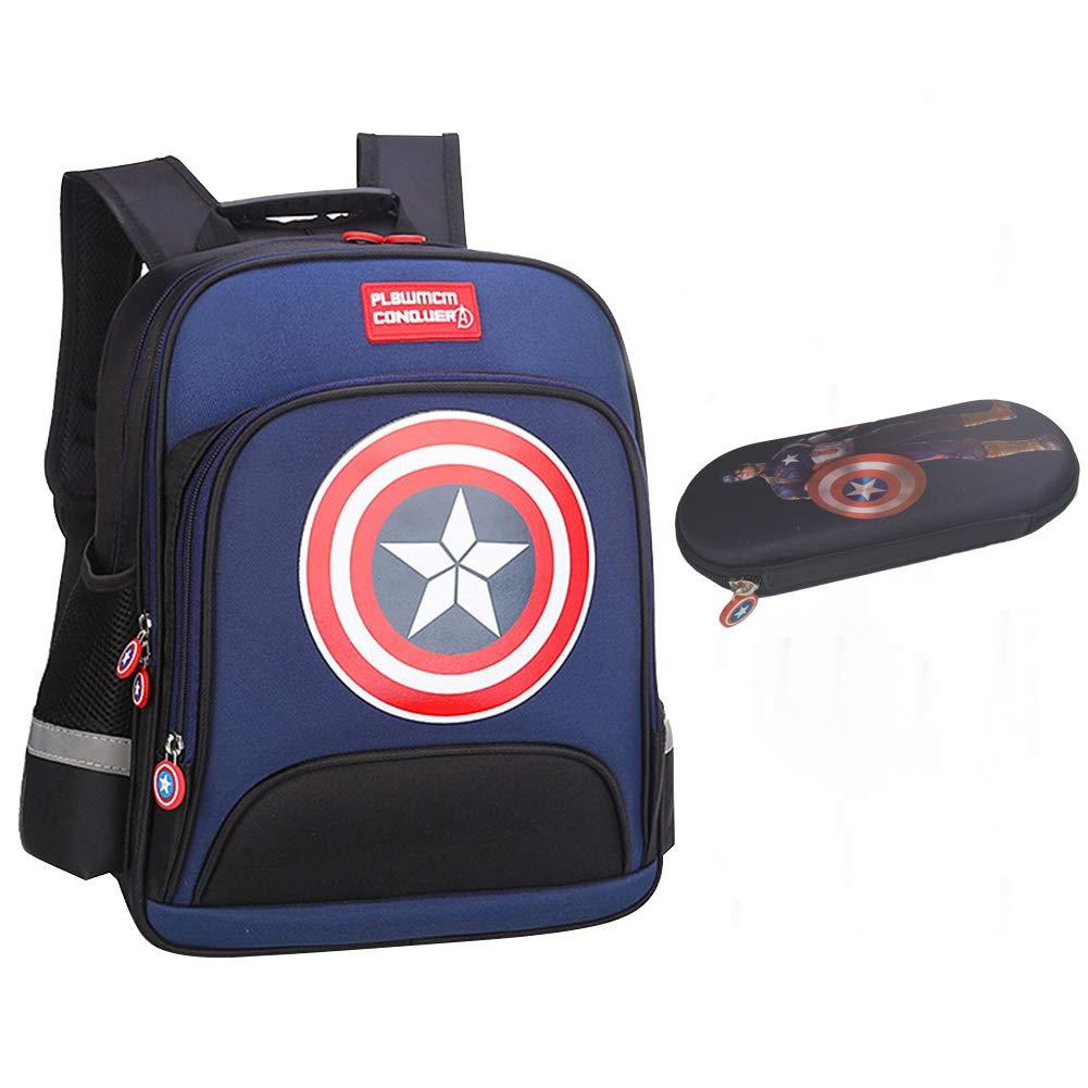 COMShow Backpacks Children Schoolbag Waterproof