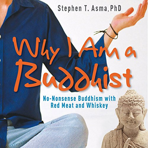 Why I Am a Buddhist audiobook cover art