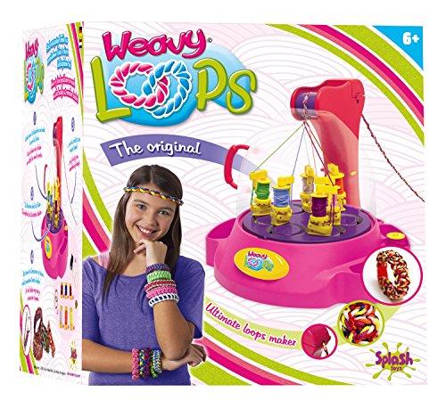 Splash Toys - Weavy Loops - Maquina de creación , color/modelo surtido