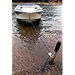 Danik Hook Stainless Steel, Easy to Use, Knotless Anchor System with Quick Release (Rope Not Included), Holds 8000 lb.