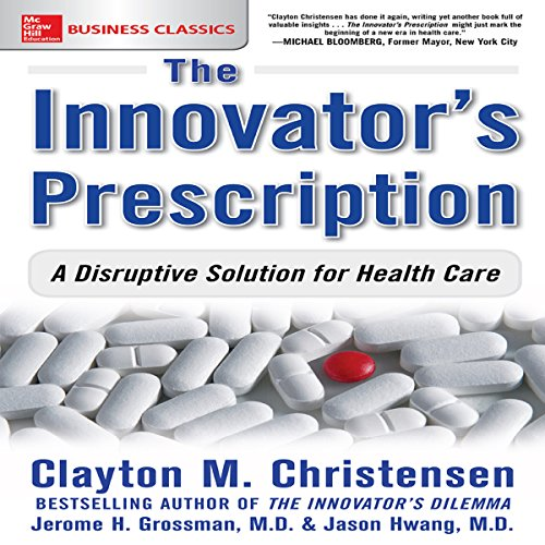 Couverture de The Innovator's Prescription
