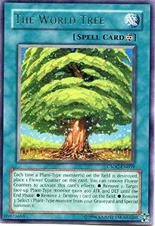the world tree yugioh