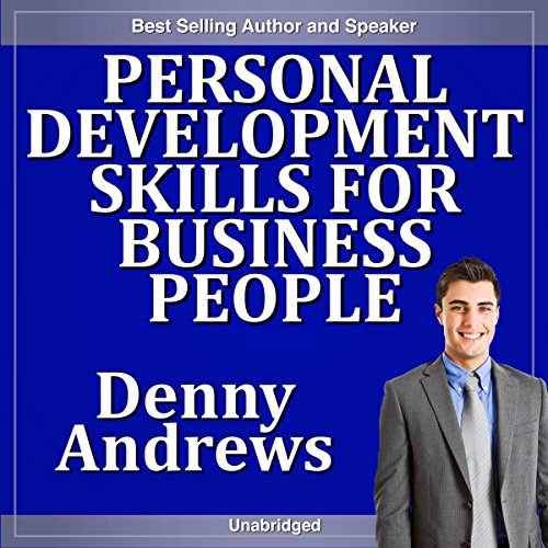 Personal Development Skills for Business People audiobook cover art
