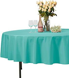 Best 52 round tablecloth Reviews