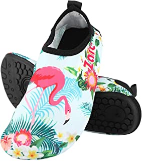 Yuanhua 1 Beach Shoes, Antislip Kids Beach Slipper Swimming Slipper Barefoot Socks For Beach River