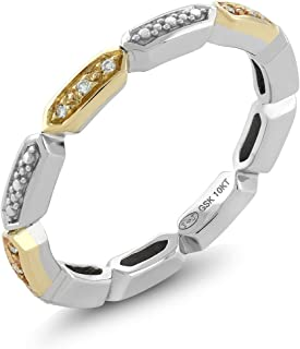Best 2 colour gold wedding rings Reviews