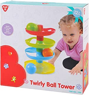 Play Go Twirly Ball Tower