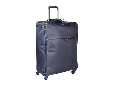 Lipault Paris Original Plume 28 Spinner (Steel Blue) Luggage