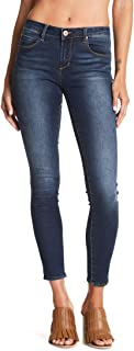 Articles of Society 346 Women's Jeans, Zoey Crop Topaz, 24