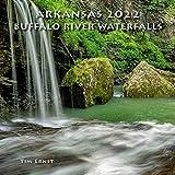 Arkansas 2022 Buffalo River Waterfalls: Wall Calendar