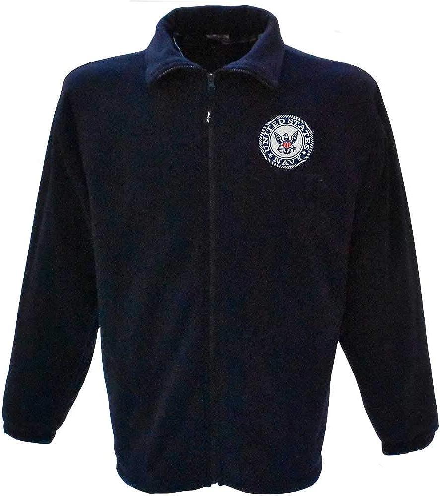 US Navy Fleece Jacket