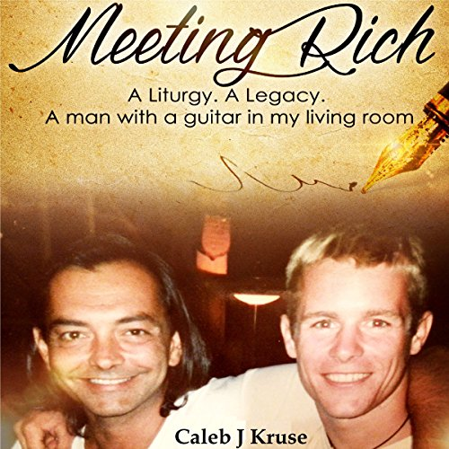 Meeting Rich audiobook cover art