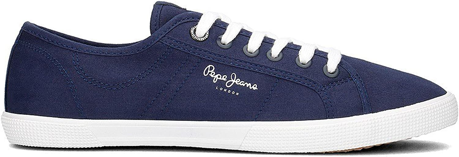 Pepe Jeans Men's Aberman 2.1 Low-Top Sneakers