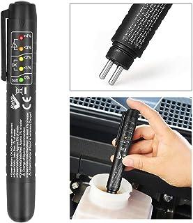 innislink - Comprobador de líquido de Frenos, con 5 Indicadores LED, Herramienta de Prueba de Frenos para vehículos Dot 3/4/5