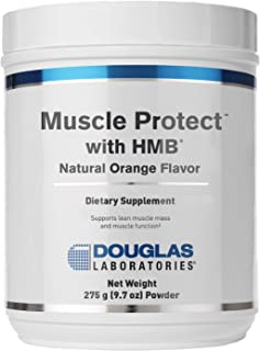 Douglas Laboratories - Muscle Protect with HMB - Supports Increased Protein Synthesis and Lean Muscle Preservation - 9.7 O...