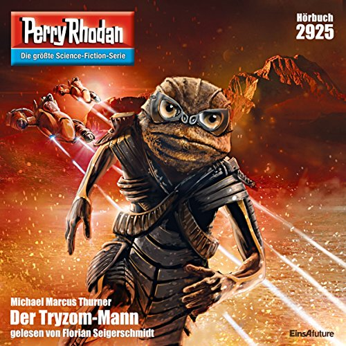 Couverture de Der Tryzom-Mann