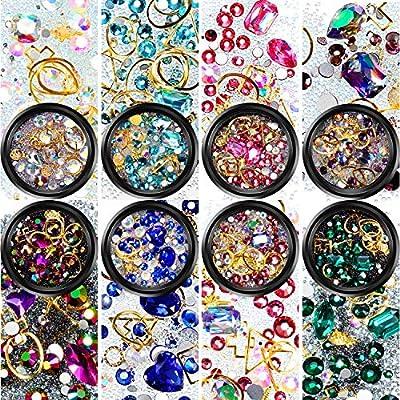 8 Cajas de Diamantes