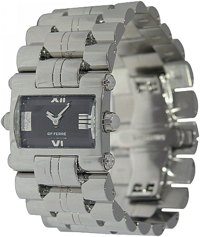 Gianfranco ferre` orologio da donna in acciaio inossidabile GF 9004L