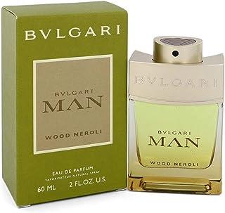 Bvlgari Man Wood Neroli for Men, Eau de Parfum - 60 ml