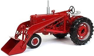 Farmall 400 Tractor w/ Loader and Tire Chains - Speccast 1:16 Model