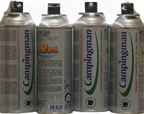 28 x Cartucho de gas 227 g Butano Cartuchos de Gas MFS 1 A ...