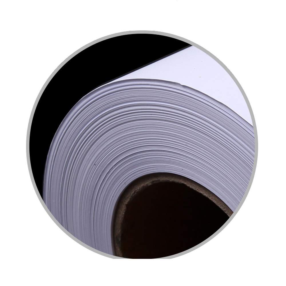 310 * 150m Meter A3 Engineering Copy Paper CAD Ingeniería Dibujo Dibujo Blanco Drawing Reel Drawing Paper FCL 4 Rolls A+: Amazon.es: Electrónica