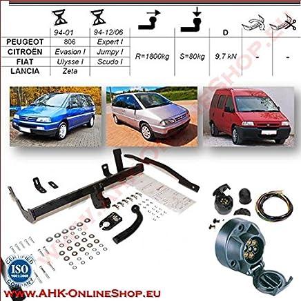 ilTappetoAuto rigum904512/Tapis de Voiture sur Mesure en Caoutchouc v/éritable inodore Personne