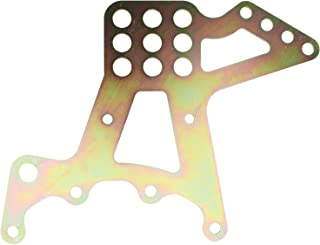 Allstar ALL60156 Steel Multiple Hole Design Bolt-On Chassis Bracket for Quick Change Rear End - Pair