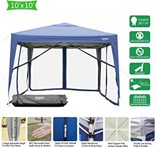 Best camping gazebo with netting Reviews
