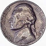 1954 Jefferson Nickel 5C Very Fine