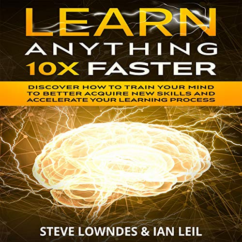 Learn Anything 10X Faster Titelbild