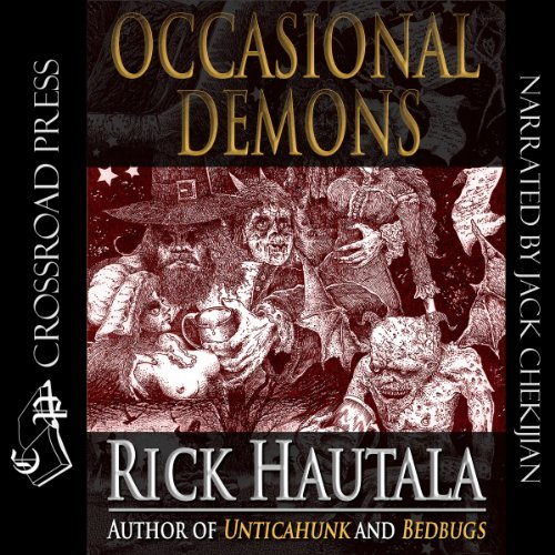 Occasional Demons audiobook cover art