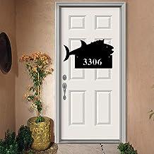 Gepersonaliseerde Welcome Sign Familie Gepersonaliseerd Adresbord, metalen adresbord, adres plaque, metalen adres plaque, ...
