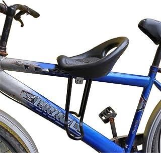 4484 Silla delantera para ni/ños para bicicleta con c/ómodo asiento Soporta hasta 30/kg.